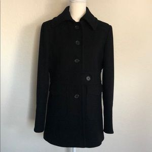 J Crew Wool Pea Coat, 10